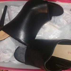 Size 11 justfab heel